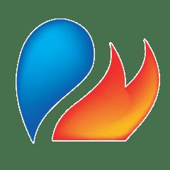 Säker Vatten logo